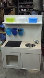 do it yourself kinderk che. Black Bedroom Furniture Sets. Home Design Ideas