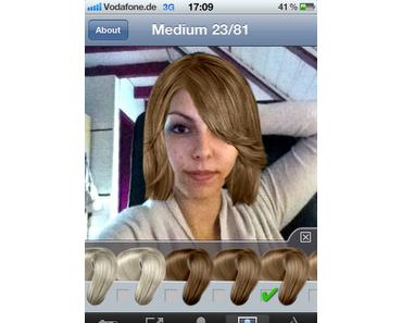 Neue Frisur gesucht? Hairstyle-App hilft dabei