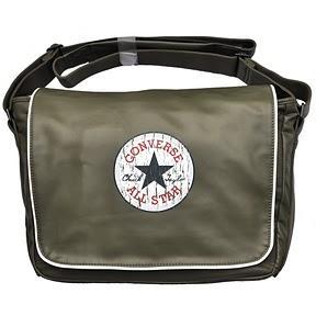 Converse Tasche Shoulder Flap Bag 99301 185 Laptoptasche