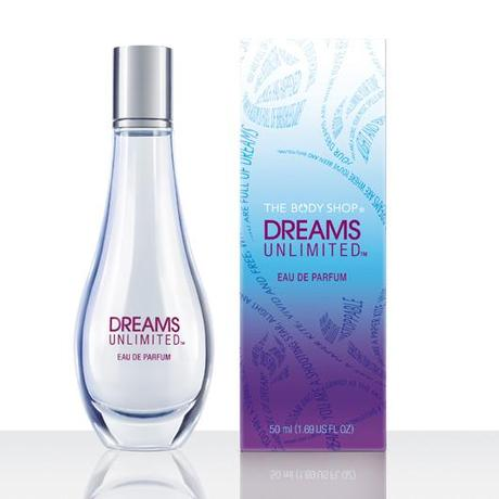 Neuer Duft von The Body Shop: Dreams Unlimited