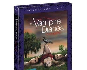 Vampire auf DVD: The Vampire Diaries