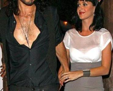 Katy Perry u. Russell Brand: Details zu ihrer Hochzeit!