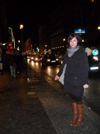 Nach Berlin...