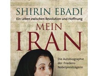 """Shirin Ebadi – """"Mein Iran"""""""