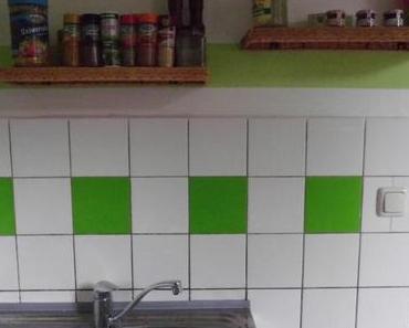 Pimp my Kitchen - Fliesen Styling^^