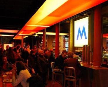 Die 'Fábrica Moritz' in Barcelona