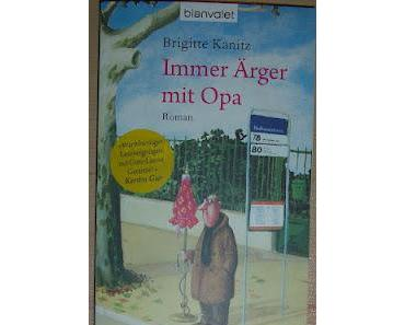 "[REZENSION] ""Immer Ärger mit Opa"" (Band 1)"