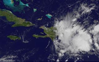 Puerto Rico, Dominikanische Republik, Kuba und Florida: Tropische Welle bringt starken Regen
