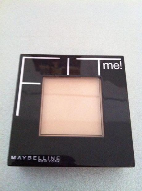 [Review] Maybelinne Jade Fit Me Kompaktpuder