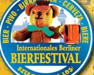Internationales Bierfestival in Berlin