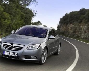 Opel Insignia auch mit Flüssiggas