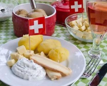 Typisch Schweiz: Gschwelldi un Chääs