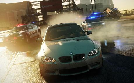 Need for Speed: Most Wanted - Neues Gameplay Video