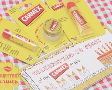 Im Test: Carmex Lippenpflege