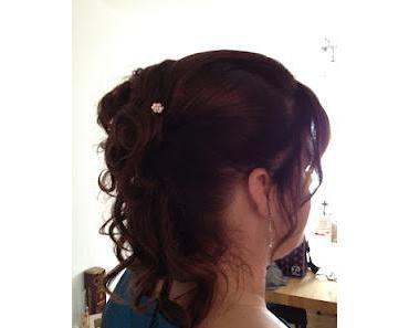 wedding hairdo / hochzeitsfrisur