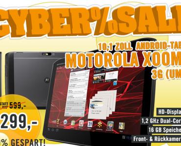 Deal: Motorola Xoom 2 mit 3G für 299 Euro