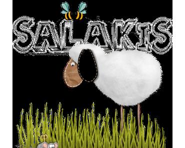 Salakis Schafskäse by brandnooz / Part 5 * mit Frischkäse gefüllte Paprika