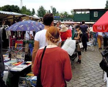 Flohmarkt am Mauerpark, Berlin