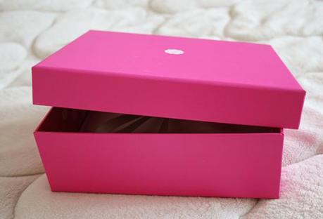 Glossybox Januar 2012 - Unterwegs in Pink ♥