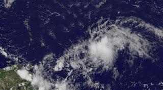 Pot. Tropischer Sturm GORDON: Sturmwarnung Kleine Antillen
