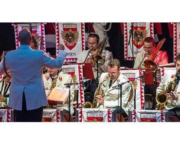 Big Band der Gardemusik Wien bei der Mariazeller Bergwelle