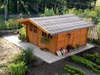 Ein Gartenhaus für alle Fälle