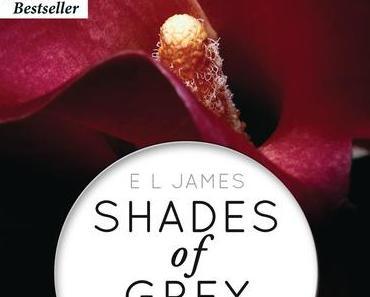 {Rezension} Shades of Grey: Geheimes Verlangen von E. L. James