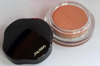 Review: Shiseido Shimmering Cream Eye Color