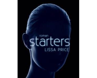 Starters - Lissa Price // Buch des Monats April 2012