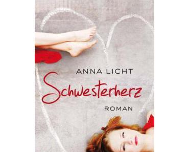 Schwesterherz - Anna Licht // Buch des Monats März 2012