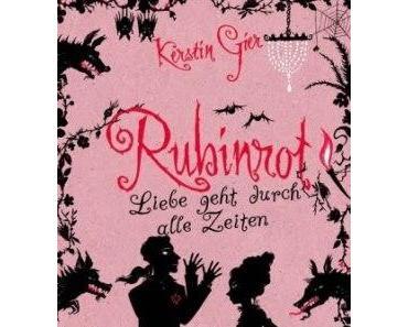 Drehbeginn: Rubinrot