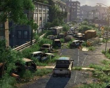 The Last of Us- Gamescom-Trailer