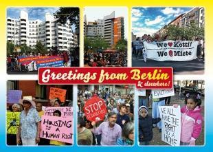 Berlin: Tourismus, Tourismuskritik und Kritik an der Tourismuskritik