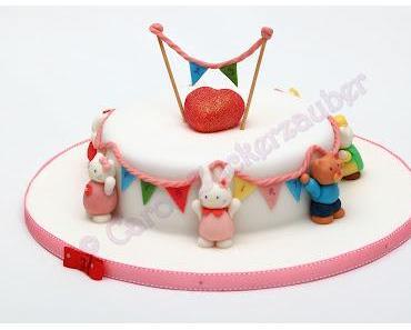 Hello Kitty und ihre Freunde feiern Geburtstag