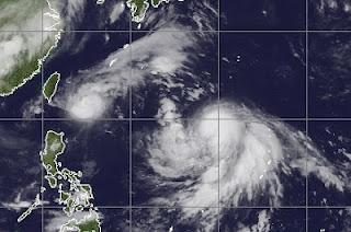 Taifune TEMBIN und BOLAVEN: Taiwan zwischen Entspannung und steigender Spannung