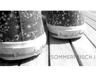 """Sommerfrisch ins Herz...heute """"Thank you for the Music"""" Teil 1 mit Jules vom Kleines Freudenhaus"""