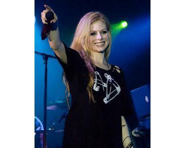 Avril Lavigne ist mit Chad Kroeger verlobt
