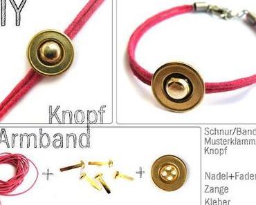 DIY - Knopfarmband