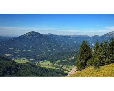 Wandertour – Vom Josefsberg auf die Bichleralpe
