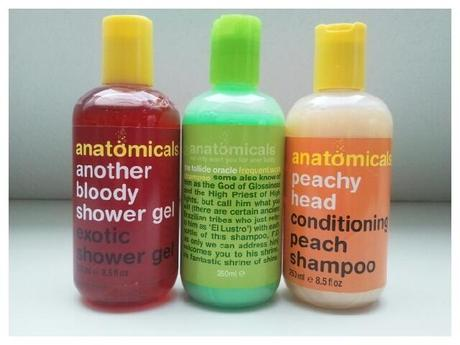 Just another bloody shower gel?
