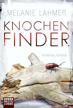 Knochenfinder Cover Knochenfinder   Rezension