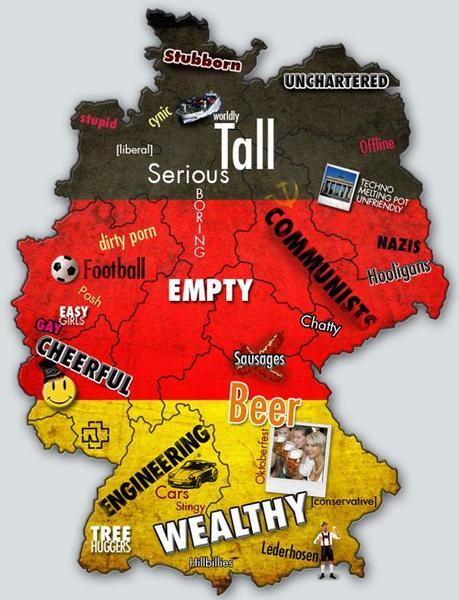 Deutsche Stereotypen