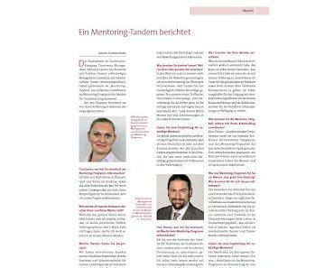 Mentoring-Programme