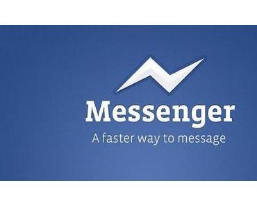 Facebook Messenger für Android: neue Version bringt Smileys und Co.