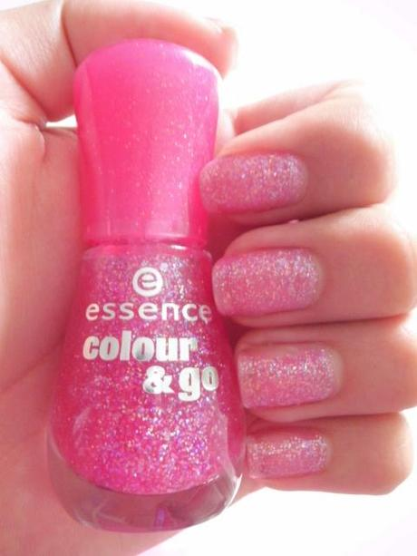 [NOTD] essence clour&go; 105 Party Princess