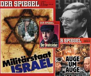 Der Spiegel, Rudolf Augstein und die deutsche Nation