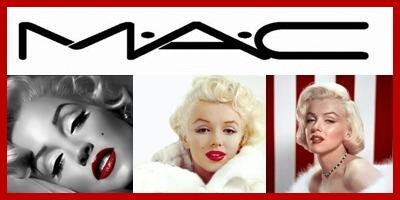 MAC - Marilyn Monroe Collection