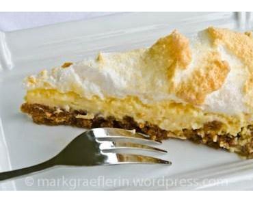 Limetten-Pie mit Meringue