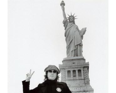 JOHN LENNON NYC. Warum tötet man einen Künstler?