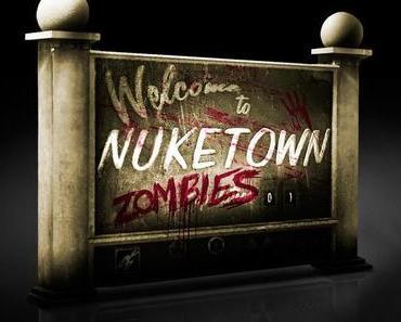 Call of Duty: Black Ops 2: Nuketown erwartet einen Zombie-Angriff